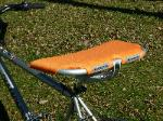 RS-22 RealSeat Bike Seat in Orange
